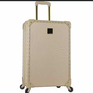 "Vince Camuto Jania Latte 24"" Luggage Spinner Wheel"